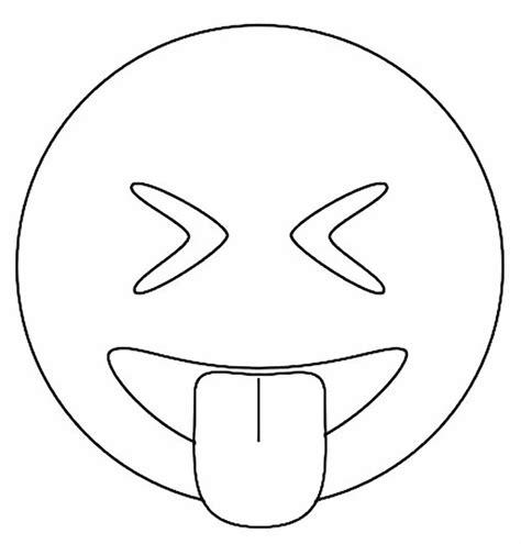 imagenes faciles para dibujar y pintar dibujos de emojis para colorear