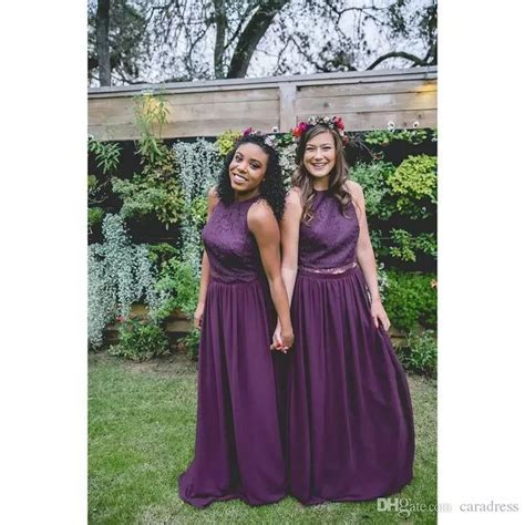 Best 25  Two piece bridesmaid dresses ideas on Pinterest