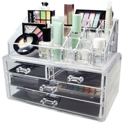 Acrylic Box Makeup acrylic makeup organizer storage box cosmetic jewelry
