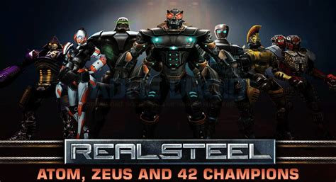 real steel apk real steel hd apk original apk unlocked data v1 25 2 for android adhe droid