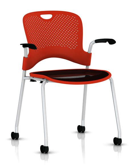herman miller caper stacking chair with arms herman miller caper 174 chair stacking with flexnet gr
