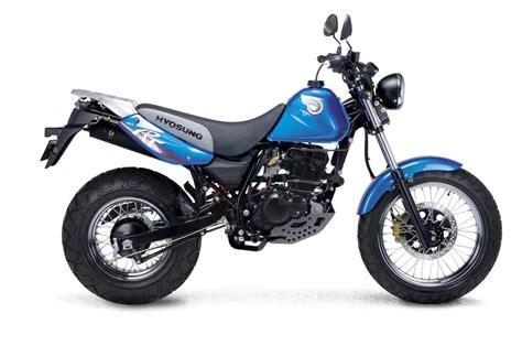 motorcycles styles: Hyosung RT 125, Hyosung RT125D