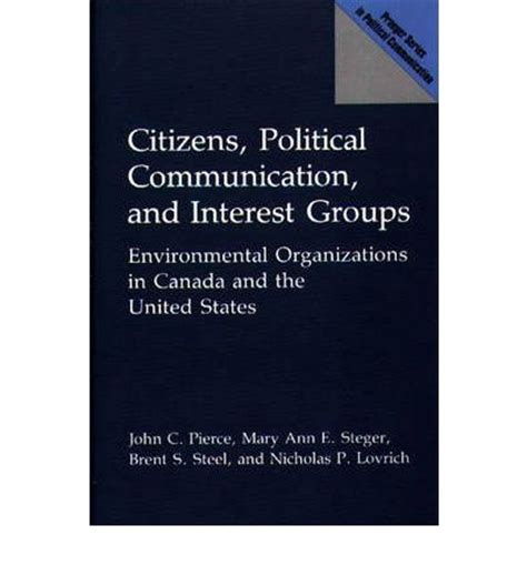 environmental communication and the sphere books citizens political communication and interest groups