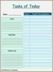 Daily Schedule Planner Template 10 Daily Schedule Template Event Planning Template