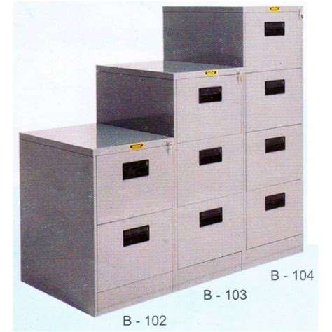 Lemari Arsip B 205 filing cabinet b 104 daftar harga furniture dan