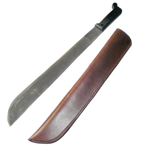 machete scabbard by trail saddles by