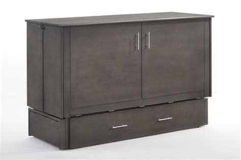 and day furniture murphy cabinet bed day furniture sagebrush murphy cabinet bed