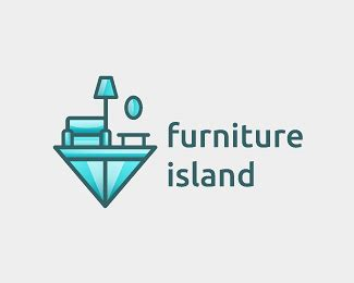 Furniture Logo by Furniture Island Designed By Nikitapalamarchuk Brandcrowd