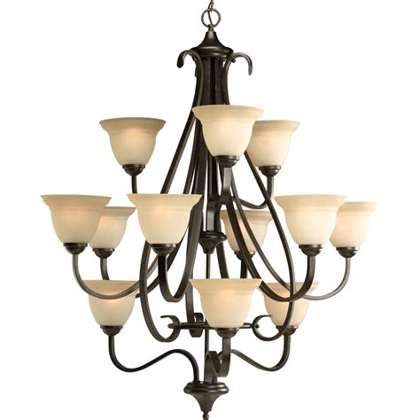 foyer torino torino collection twelve light foyer chandelier p4419 77