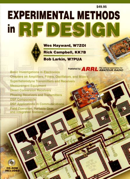 Rf Design Journal | experimental methods in rf design