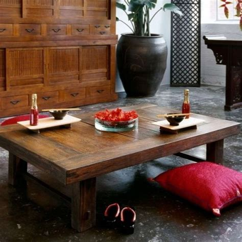 asian style tables modern coffee table centerpieces