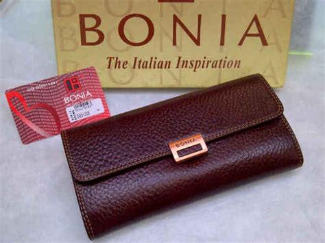 jual dompet wanita bonia ori leather baru dompet wanita