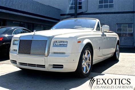 roll royce rent rolls royce phantom rental los angeles and las vegas