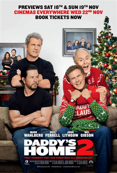 watch film online free now daddys home 2 by will ferrell and mark wahlberg daddy s home 2 watch an exclusive clip news movies empire
