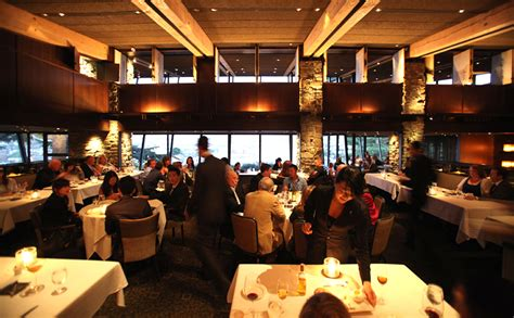 Main Dining Room Hospitality Interior Design Of Canlis Dining Room Seattle