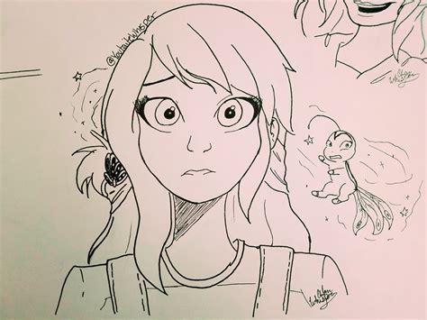 Artist Practice Drawings