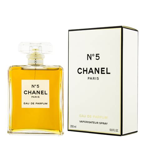 Chanel No 5 Eau De Parfum chanel no 5 eau de parfum 200 ml no 5 chanel