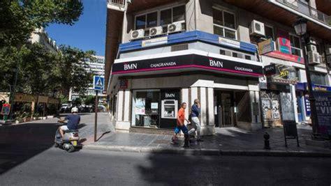 oficinas bankia granada la fusi 243 n entre bmn y bankia a la espera nuevo gobierno