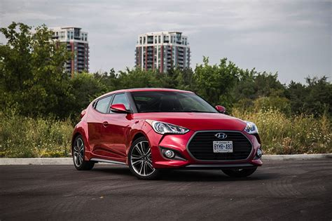 review 2016 hyundai veloster turbo canadian auto review