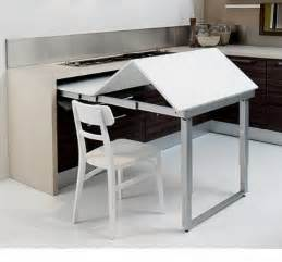 space saving kitchen island with pull out table homesfeed alternatives for small kitchens