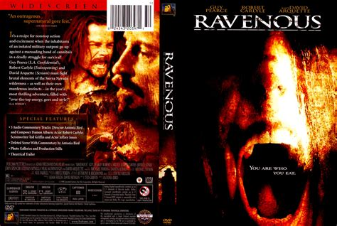 Ravenous 1999 Full Movie Covers Box Sk Ravenous 1999 High Quality Dvd Blueray Movie