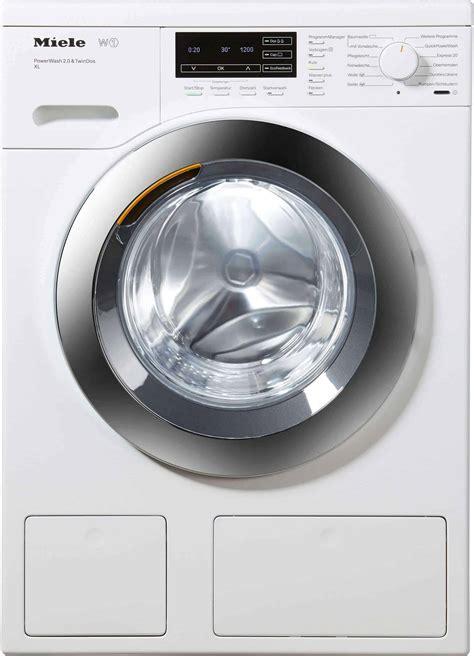 Miele Einbau Waschmaschine by Miele Wkh 122 Wps Waschmaschine Im Test 07 2018