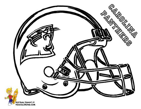 Coloring Pages Nfl Helmets | nfl football helmet coloring pages coloring home