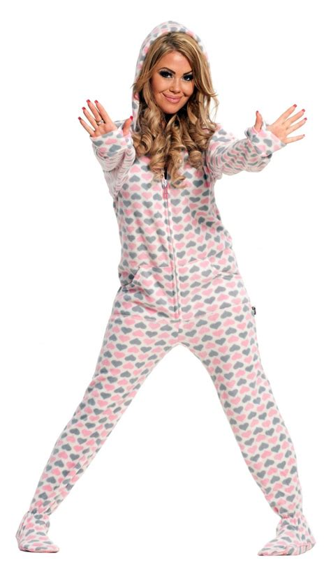 drop seat hoodie pajamas for adults 17 best images about footie pj s on pajamas