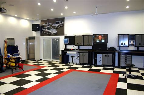 Mancave Garage by Caves Garages Shop Ideas