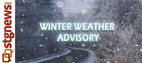 winter storm warning and winter weather advisory in effect until storm warning snow hazardous driving conditions help