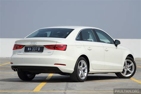 Audi S3 Malaysia by Audi A3 Sedan Now On Sale 2 Variants From Rm180k Image