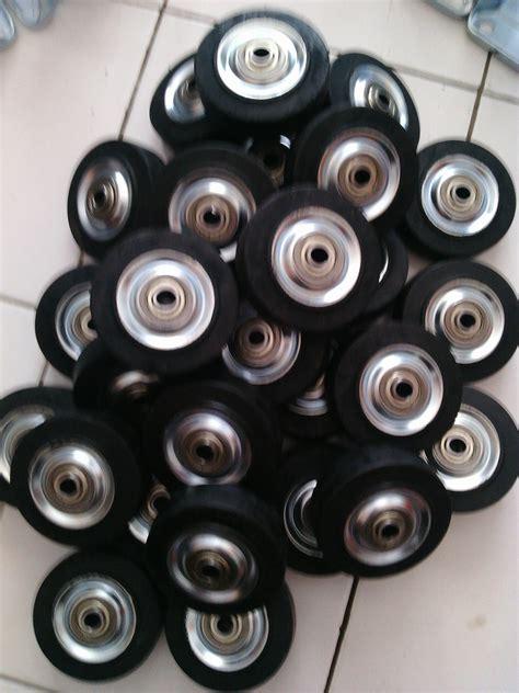 Roda Karet 3 Inch Yhb Gerak sell rubber wheels 4 inch from indonesia by cv hansa indo perkasa cheap price