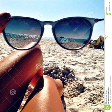 Ready Stock View Glasses view through glasses stock photo image 51459938