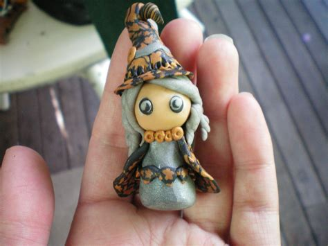 with polymer clay crafts images polymer clay witch hd wallpaper and