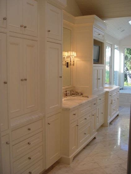 bathroom cabinets with baskets different elevation to front of cabinets with doors