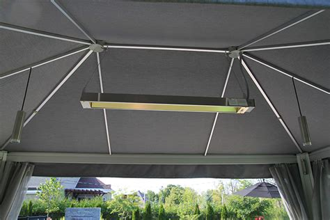 Patio Heating Systems by Outdoor Heating System Montreal Outdoor Living