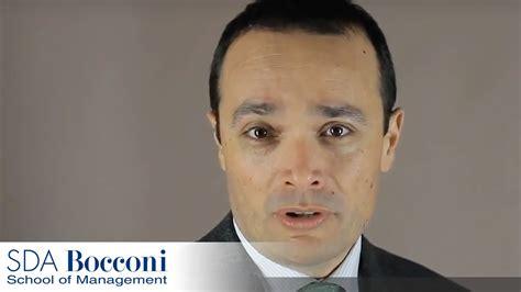 Executive Mba Bocconi by Che Cos 232 Un Executive Mba Spiegato Da Paolo Morosetti