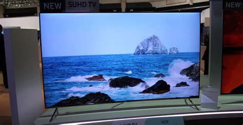 samsung unveils ks9000 ks8000 ks7500 ks7000 suhd tvs flatpanelshd