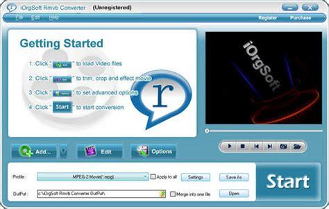 video format converter rmvb to mp4 rmvb video converter iorgsoft rmvb converter