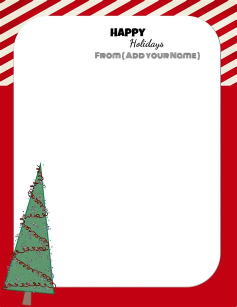 Wonderful Cheap Christmas Address Labels #6: Christmas-stationery-21.jpg