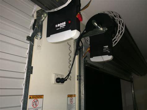 garage door motor repair dominator doors dominator valero