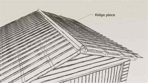 Shed Roof Ridge Vent by Ham Shed Need Roof Vent