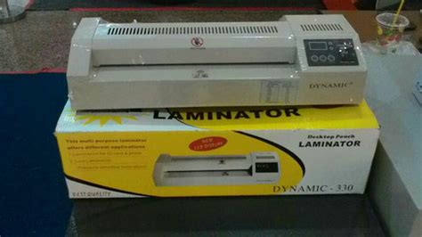 Mesin Laminating Dynamic 330 Led Murah jual mesin laminating dynamic 330 new led di lapak nadine
