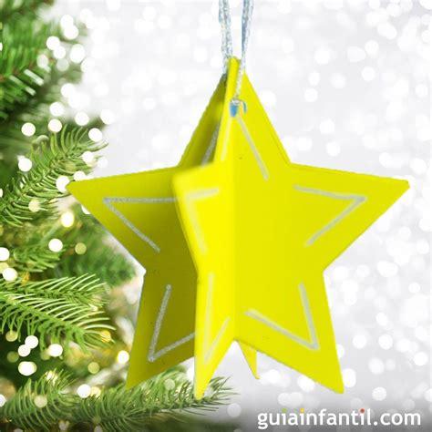 decoracion para cartulinas estrellas de cartulina para decorar el 225 rbol de navidad