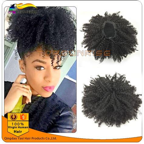 kinky textured drawstring ponytail kinky textured drawstring ponytail afro kinky clip on