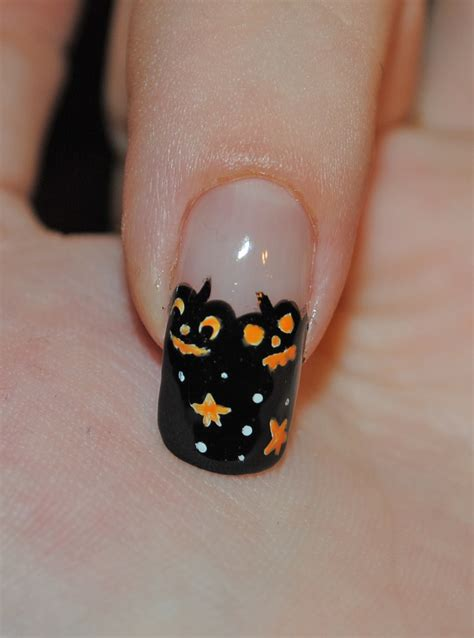 pumpkin nail design 15 pretty pumpkin nail designs