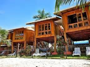 Stilt Home Plans samara tree house inn playa samara costa rica inn