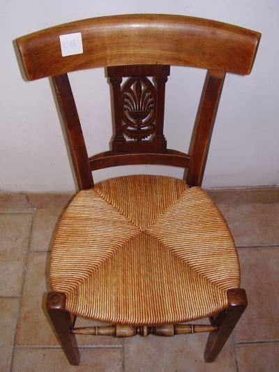 Rempailler Une Chaise Prix by Prix Pour Rempailler Une Chaise La Paille Des Marais With
