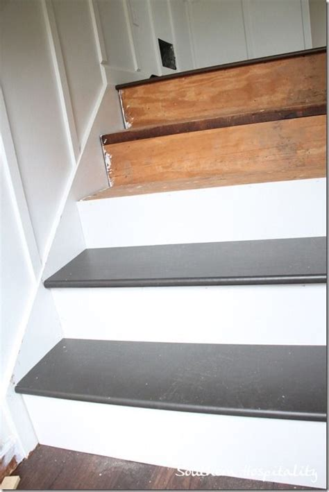 replacing basement stairs 1000 ideas about basement steps on basements