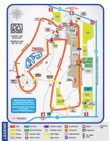 Road America Map maps elkhart lake s road america inc